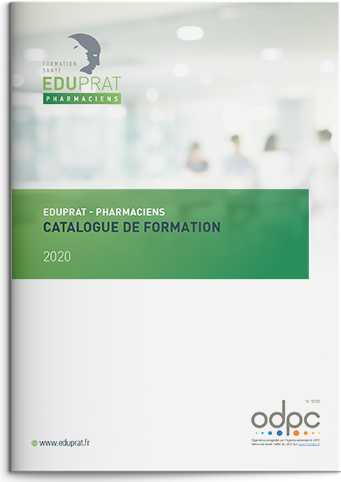 Catalogue de formation : Pharmaciens